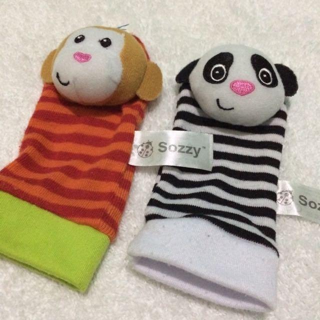Sozzy Foot Finders