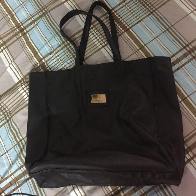 Tomato Leather Bag