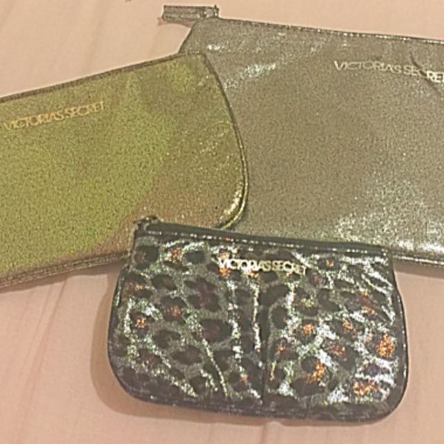 Victoria's Secret Make Up Bags