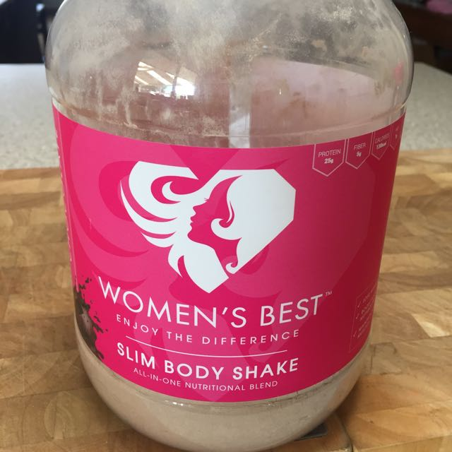 Women's Best Slim Body Shake