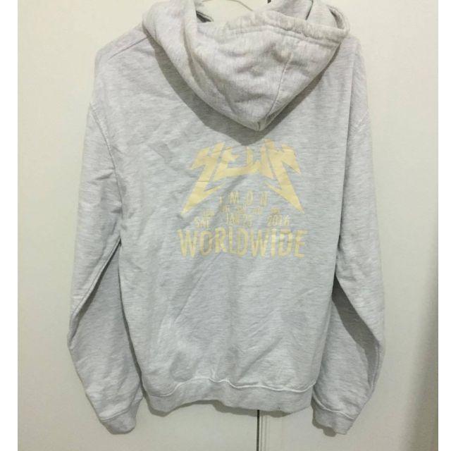Yeezy x LMDN hoodie