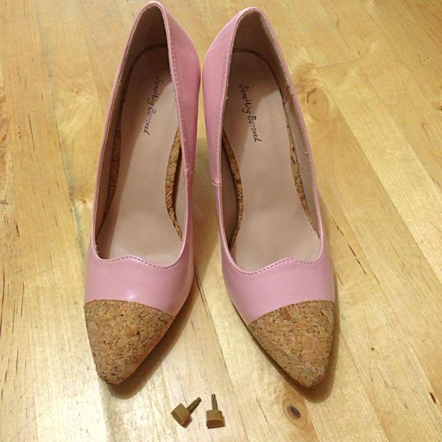 Zalora Heels - Something Borrowed