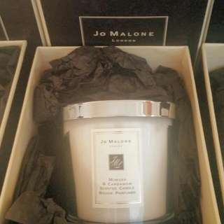 Jo Malone Scented Candle -grapefruit Scent. In Box. Brand New.