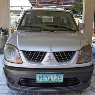 Mitsubishi Adventure 2007 GLS Sport