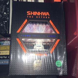 [OFFICIAL] Shinhwa 2012 Grand Tour In Seoul DVD