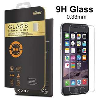 IPhone 6/6+/7/7+ Samsung s7/note5 Premium Tempered Glass Screen Protector