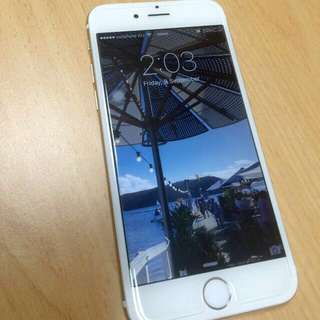iPhone 6, 64GB, Gold‼️