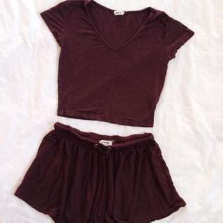 Crop Outfit (XS)