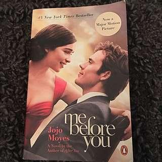 Novel Me Before You