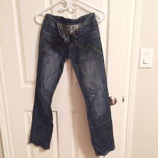 Jeans, Waist 28 Inches