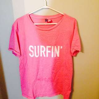 H&M Surfing Shirt