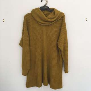 American Apparel One Size Knit Jumper