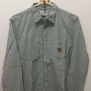 Greenlight Checkered Shirt