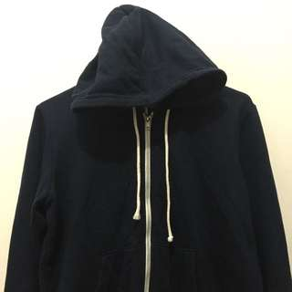 H&M Dark Blue Hoodie