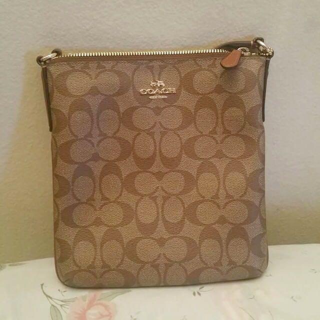100% original coach Sling bag