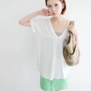 日本品牌KBF草綠色鉛筆貼臀裙(特價)