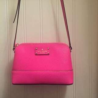 Kate Spade Hot Pink Bag