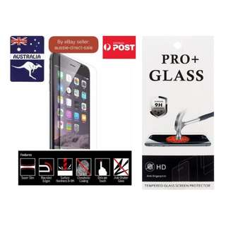 Genuine PRO+ Glass Tempered Glass Screen Protector for Apple iPhone 5 /5s /SE /6 / 6s/ 6 plus/6s plus/7 /7plus