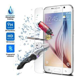 Tempered Glass screen protector Samsung Galaxy S6 (For Full Body) New