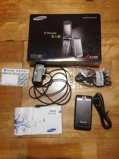 亞太Samsung F669 二手 黑色
