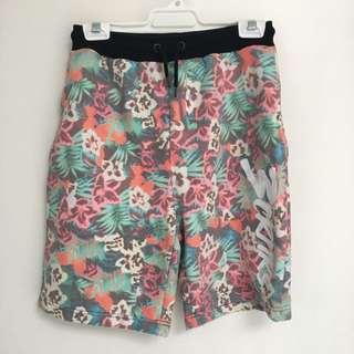 Floral Shorts Sz Xs