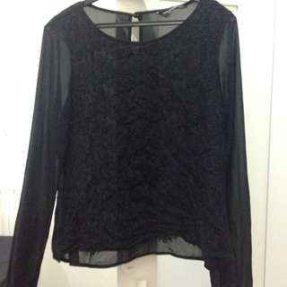 Pre💟 Dorothy Perkins Lace Blouse