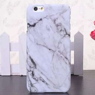 📢 White Marble iPhone 6 iPhone 6s Case