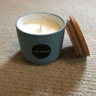 Water Lili Scented Soy Candle