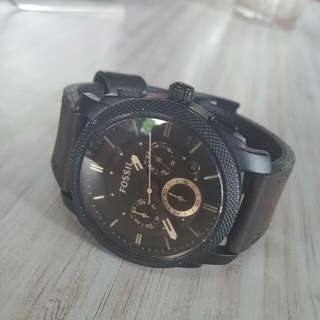 Original Fossil Watch With Box