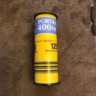 120 底片 Kodak Portra 400NC
