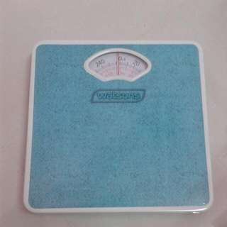 Watsons Weighing Scale