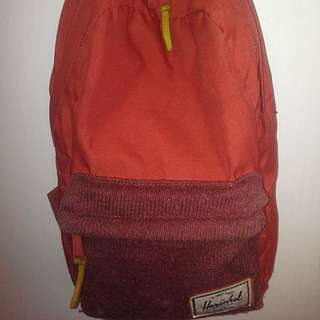 Herschel Backpack Knitted Collection