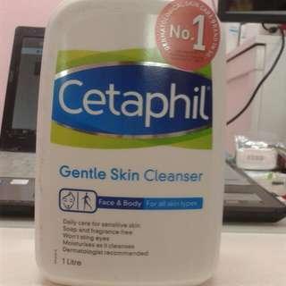 Cetaphil 1L Gentle Skin Cleanser