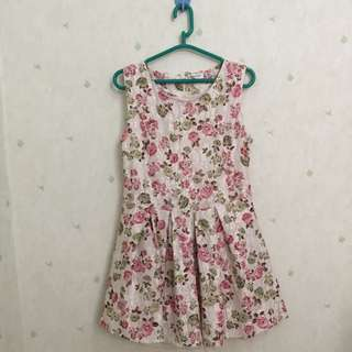 FLOWER DRESS CUTENEZZ