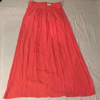 Witchery Maxi Skirt