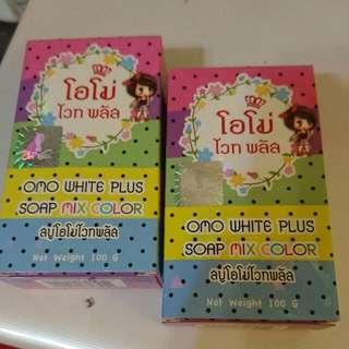泰國彩虹皂