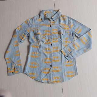 Batman Denim Shirt