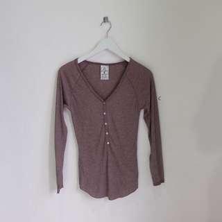 ZARA Trafaluc Basic Thin Sweater