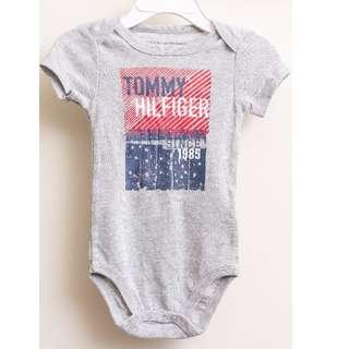 Tommy包屁衣(灰色)