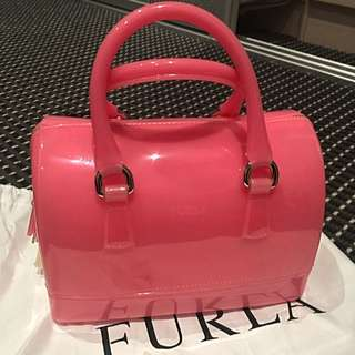 Brand new Furla Candy Satchel