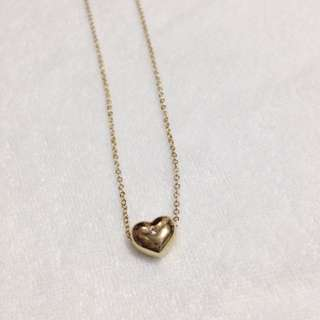 Heart Stainless Steel Necklace