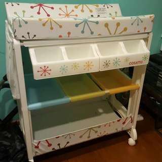 Used Baby Changing Station