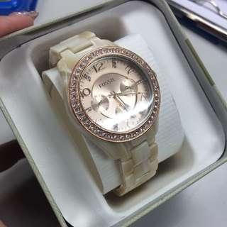Fossil 陶瓷錶