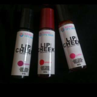 Lip And Cheek Organic Tint By TPS SKIN