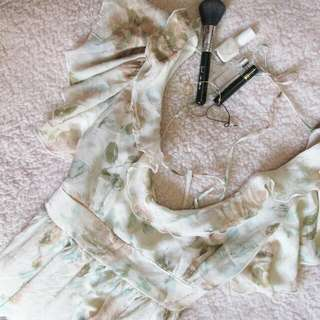 Sz 10 Forever New Floral Dress
