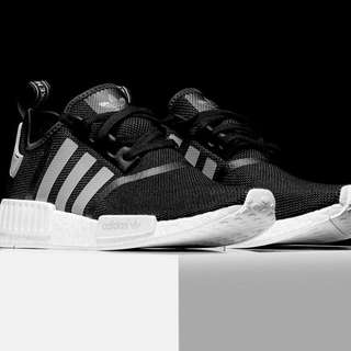 NMD R1 Black Authentic US 10