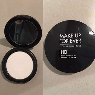 MakeUpForever Set Powder