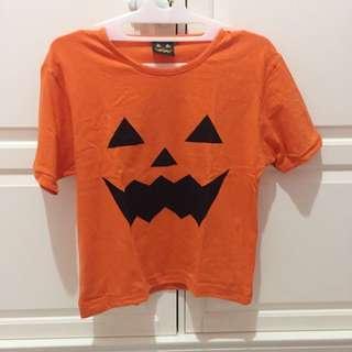 kaos hallowen asli from tokyo