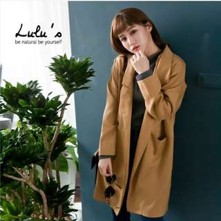 Lulu's 秋季外套大衣