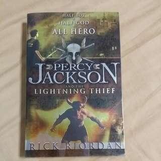 Percy Jackson And The Lightning Thief (Rick Riordan)